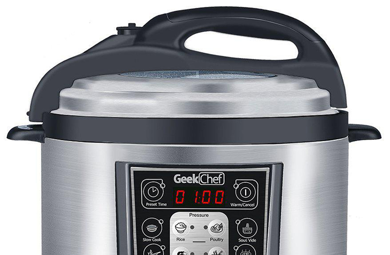 Pressure Cooker Bean Cooking Times at a Glance