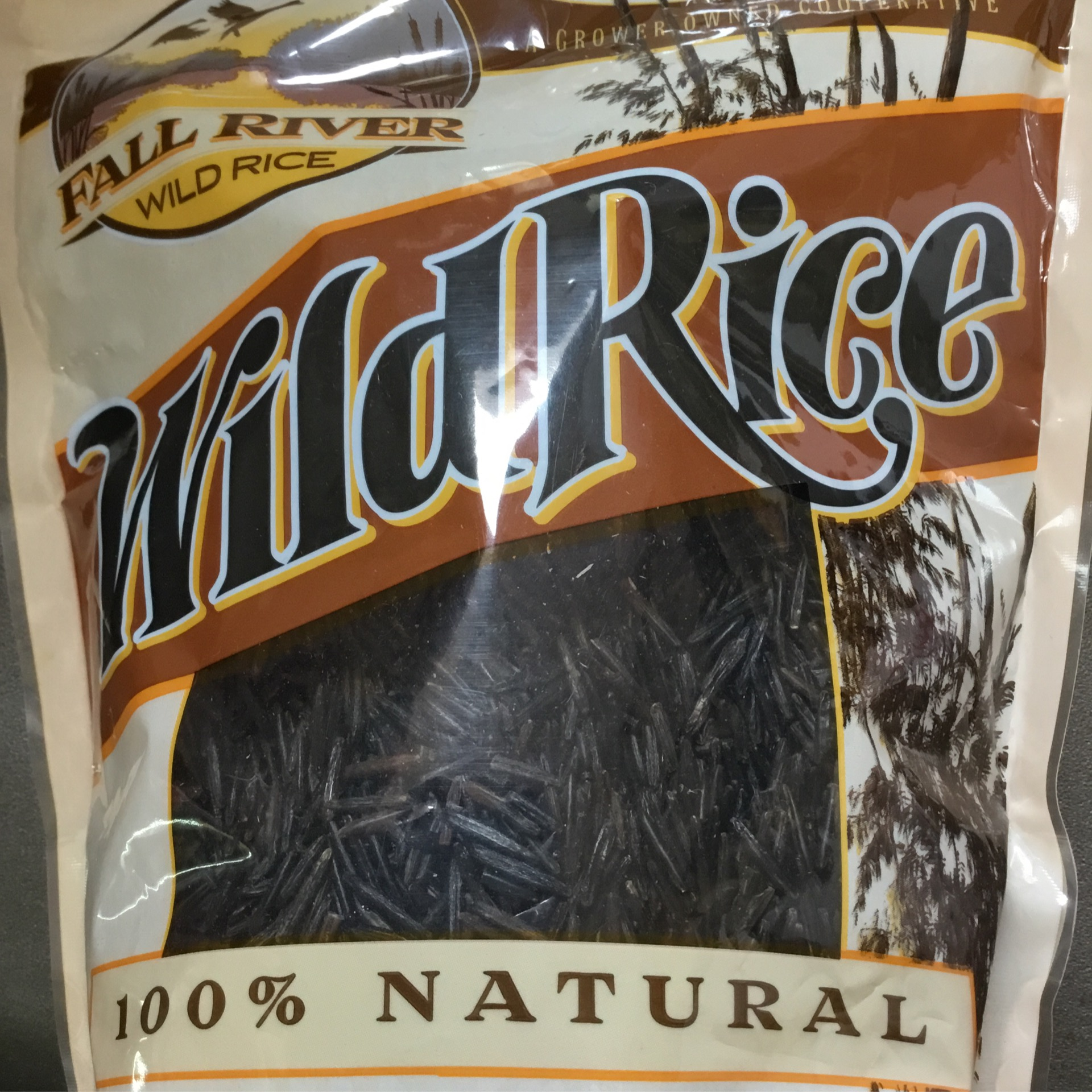Fall River Wild Rice – 6 pound – Chili Smith Family Foods